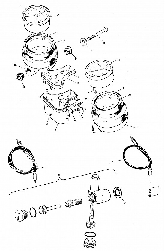 Triumph And Norton Parts Drawings